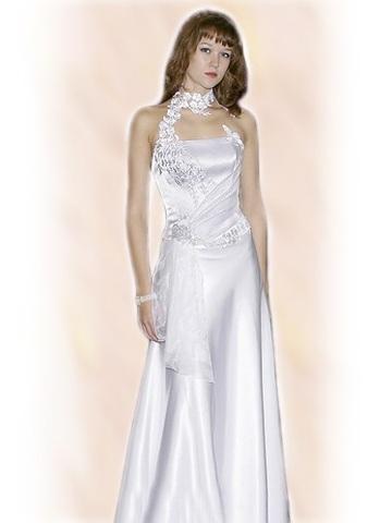 платья свадебные платья с корсетами